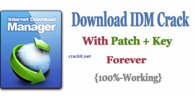 IDM Download Crack