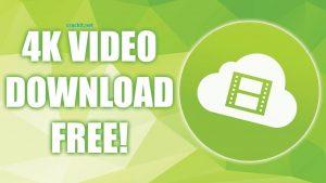 4K Video Downloader 4.14.1 (64-bit) Crack
