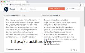 DeepL 2.0.0 Crack