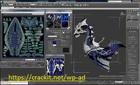 Autodesk 3ds Max 2022.0.1 Crack